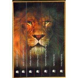 Letopisy Narnie 1-7.díl Komplet krabice - Clive Staples Lewis