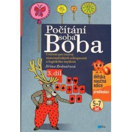 Počítání soba Boba – 3. díl - Jiřina Bednářová