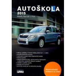 Autoškola 2015 - kol., Matěj Barták