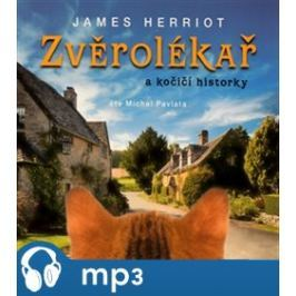 Zvěrolékař a kočičí historky, mp3 - James Herriot