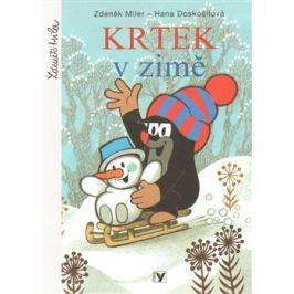 Krtek v zimě - Zdeněk Miler, Hana Doskočilová
