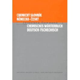 Chemický slovník německo - český - Jaroslava Kommová