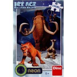 Dino Svítící Doba ledová 5 XL 100 dílků