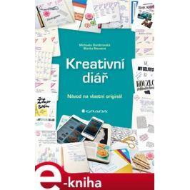Kreativní diář - Blanka Novotná, Michaela Dombrovská