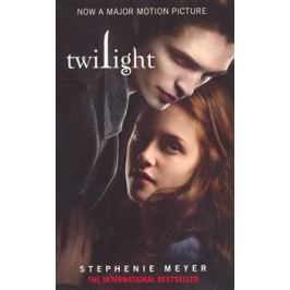 Twilight /filmová obálka/ - Stephenie Meyer