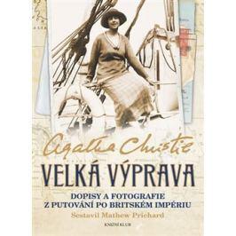 Velká výprava - Agatha Christie