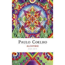 Alchymie - Diář 2015 - Paulo Coelho