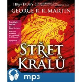 Střet králů, mp3 - George R.R. Martin