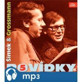 Povídky 5., mp3 - Miloslav Šimek, Jiří Grossmann