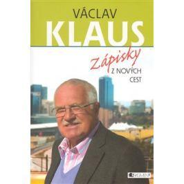 Zápisky z nových cest - Václav Klaus