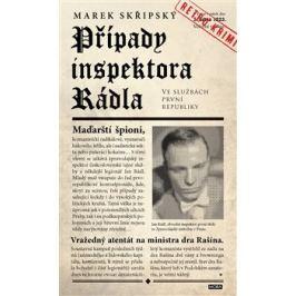 Případy inspektora Rádla - Marek Skřipský