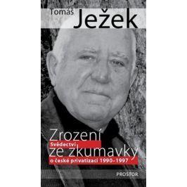 Zrození ze zkumavky - Tomáš Ježek