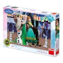 Puzzle Frozen Narozeniny 300XL dílků