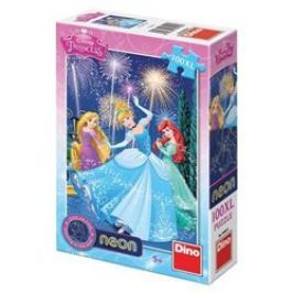 Puzzle Princezny Neon /100XL/