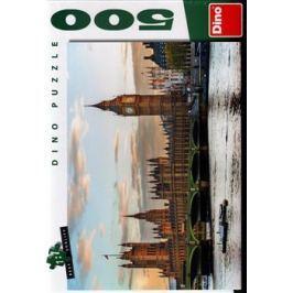 Puzzle Westminsterský palác /500 dílků/