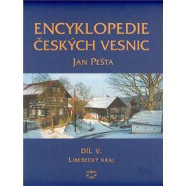 Encyklopedie českých vesnic V. – Liberecký kraj - Jan Pešta