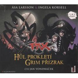 Hůl prokletí & Grim přízrak - Ingela Korsellová, Asa Larssonová