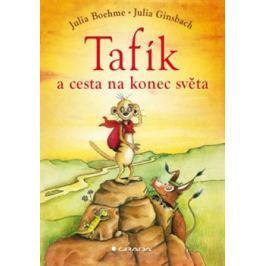 Tafík a cesta na konec světa - Julia Boehmeová