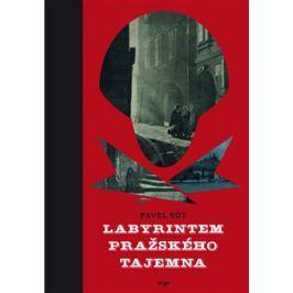 Labyrintem pražského tajemna - Pavel Růt