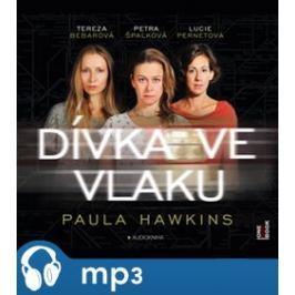 Dívka ve vlaku, mp3 - Paula Hawkinsová