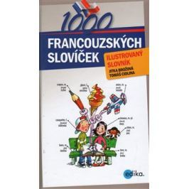 1000 francouzských slovíček - Jitka Brožová, Tomáš Cidlina