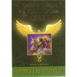 Léčivé karty archanděla Rafaela - Doreen Virtue