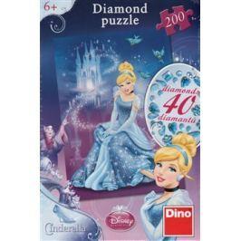 Puzzle Diamond popelka 200 dílků