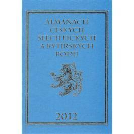 Almanach českých šlechtických a rytířských rodů 2012 - Karel Vavřínek