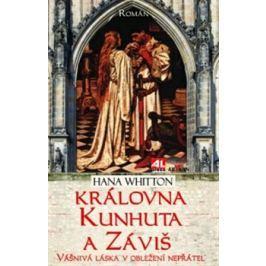Královna Kunhuta a Záviš - Hana Whitton
