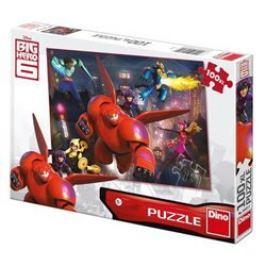 Puzzle Big Hero 6 100 XL dílků