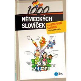 1000 německých slovíček - Jana Navrátilová