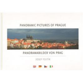 Panoramic pictures of Prague / Panoramabilder von Prag - Josef Fojtík