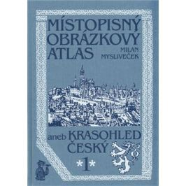 Místopisný obrázkový atlas - Milan Mysliveček