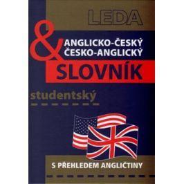 Anglicko-český a česko-anglický studentský slovník - kolektiv, Břetislav Hodek