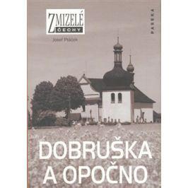 Zmizelé Čechy-Dobruška a Opočno - Josef Ptáček