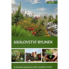 Království bylinek v permakulturní zahradě - Jens Kalkhof, Josef Andreas Holzer, Claudia Holzerová