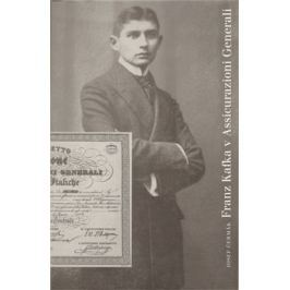 Franz Kafka v Assicurazioni Generali - Josef Čermák