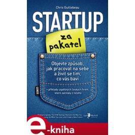 Startup za pakatel - Chris Guillebeau