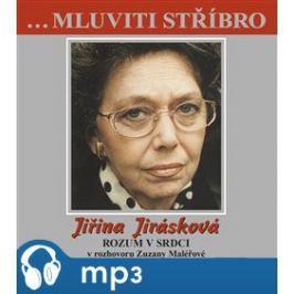 Mluviti stříbro - Jiřina Jirásková, mp3 - Zuzana Maléřová, Jiřina Jirásková