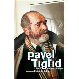 Mně se nestýskalo - Pavel Tigrid, Petr Kotyk