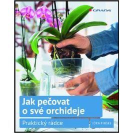 Jak pečovat o své orchideje - Jörn Pinske