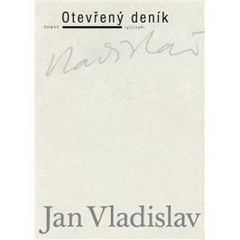 Otevřený deník - Jan Vladislav