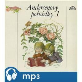 Andersenovy pohádky 1, mp3 - Hans Christian Andersen