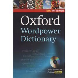 Oxford Wordpower Dictionary 4th Edition + CD-ROM - Joanna Turnbull