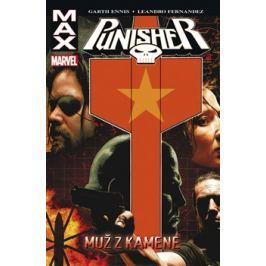 Punisher Max 7 - Muž z kamene - Garth Ennis, Leandro Fernandez