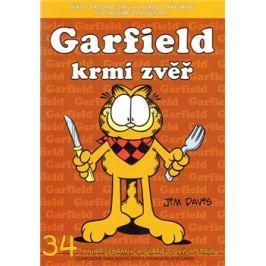 Garfield krmí zvěř - Jim Davis