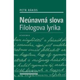 Neúnavná slova - Petr Rákos
