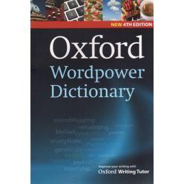 Oxford Wordpower Dictionary 4th Edition - Joanna Turnbull