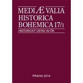 Mediaevalia Historica Bohemica 17/1