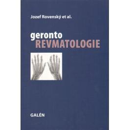 Gerontorevmatologie - Jozef Rovenský, kol.